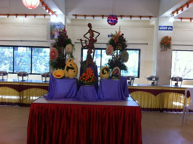 trus marriage pandals
